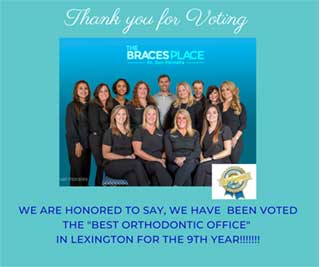 Best of Lexington for 9 years