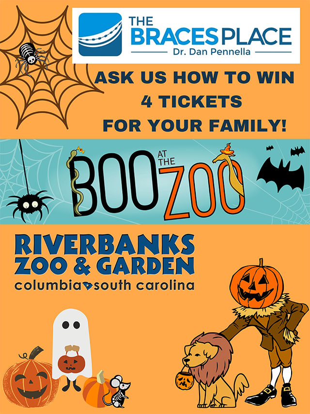 Boo at the Zoo Contest