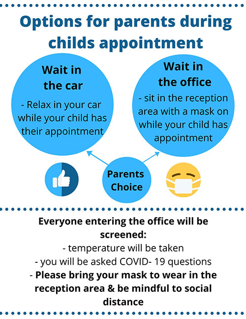 Options for Parents graphic